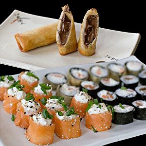 Combo de Japonês 3 | Delivery de Japonês Sushi Rão