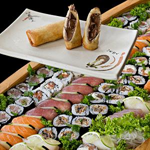 Combo de Japonês 8 | Delivery de Japonês Sushi Rão