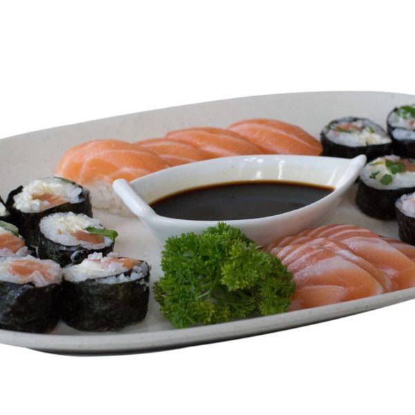 Combo 1 | Delivery de Comida Japonesa Sushi Rão