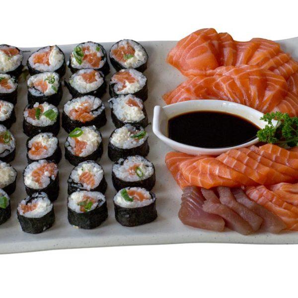Combo 5 | Delivery de Comida Japonesa Sushi Rão