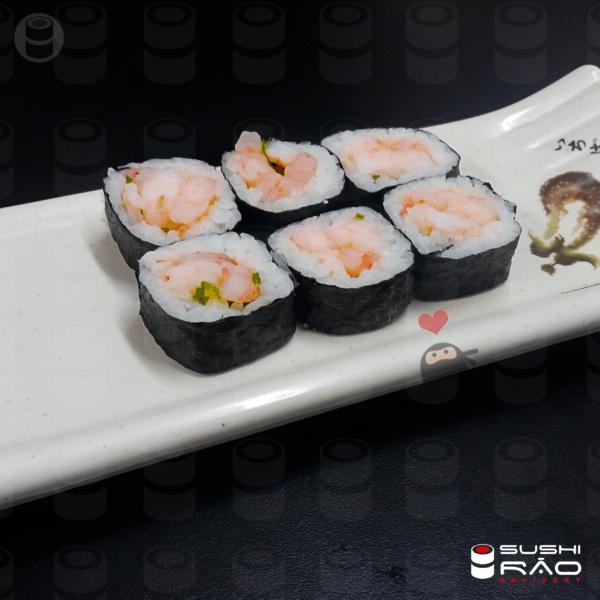 Ebi Roll | Delivery de Comida Japonesa Sushi Rão