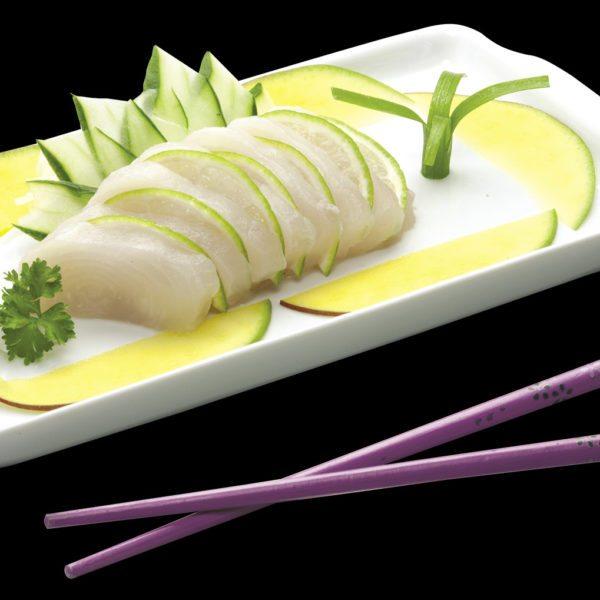 Sashimi de Peixe Branco | Sushi Rão, Restaurante Japonês