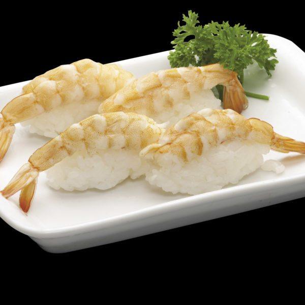 Sushi de Camarão | Sushi Rão, Restaurante Japonês
