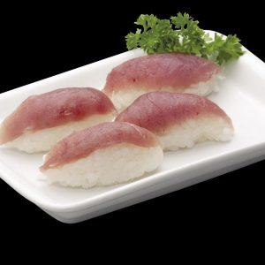 Sushi de Atum | Sushi Rão, Restaurante Japonês