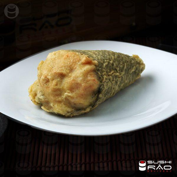 Temaki Hot Philadelphia Empanado - Delivery Sushi Rão