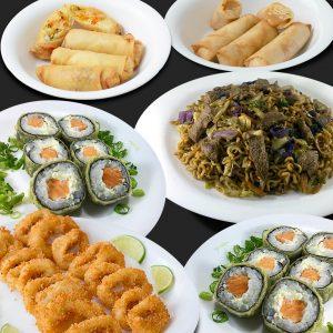 Delivery Sushi Rão, o Maior Delivery de Japonês do Brasil.