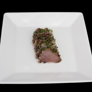 Sashimi Atum Croast | Sushi Rão, Comida Japonesa.