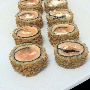 Salmão Hot (Sem Arroz) | Sushi Rão, Comida Japonesa.