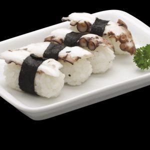 Sushi Polvo | Sushi Rão, Comida Japonesa.