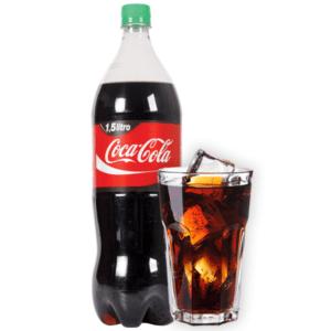 Garrafa Coca-Cola