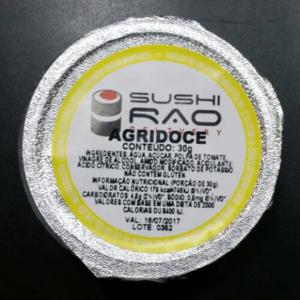 Agridoce | Delivery de Comida Japonesa Sushi Rão