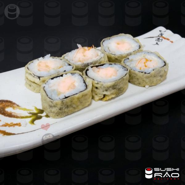 Ebi Hot Philadelphia | Delivery de Comida Japonesa Sushi Rão