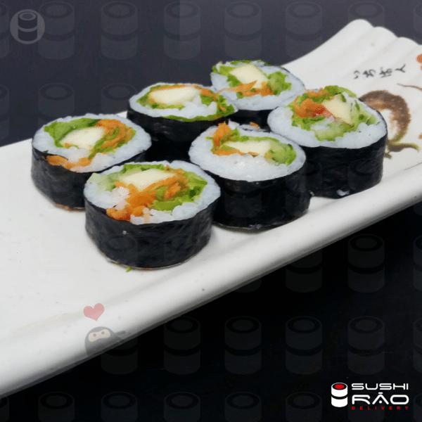 Vegano Roll   Delivery de Comida Japonesa Sushi Rão