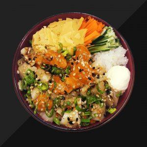 Poke Premium - Delivery Sushi Rão