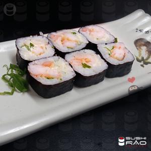Ebi Roll Philadelphia | Delivery de Comida Japonesa Sushi Rão