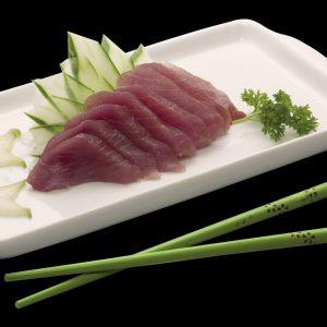 Sashimi de Atum | Sushi Rão, Restaurante Japonês