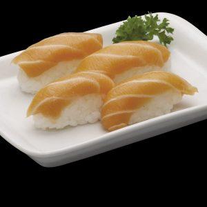 Sushi de Salmão | Sushi Rão, Restaurante Japonês