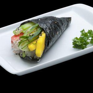 Temaki Califórnia | Sushi Rão, Restaurante Japonês