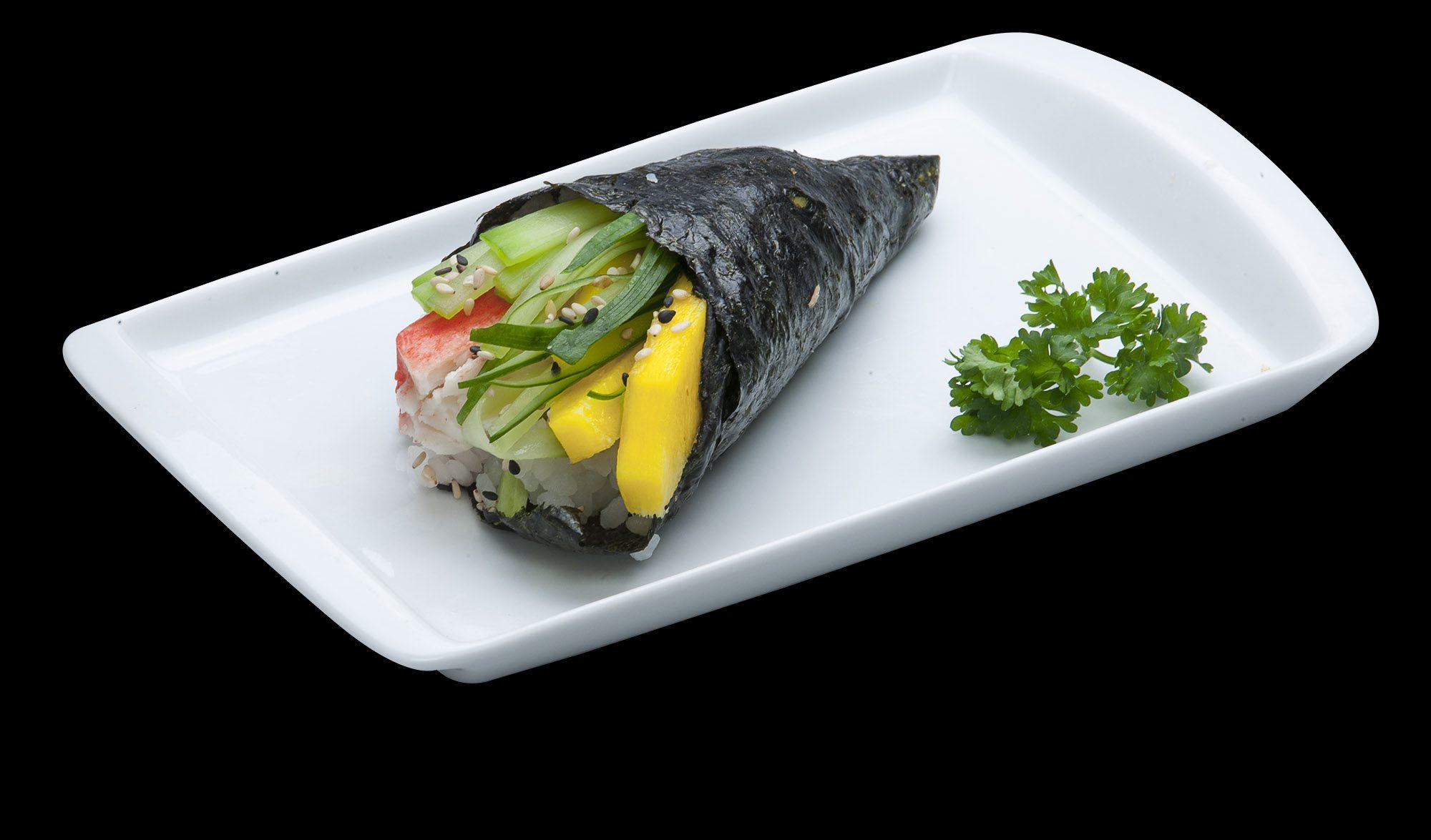 Temaki Califórnia   Sushi Rão, Restaurante Japonês