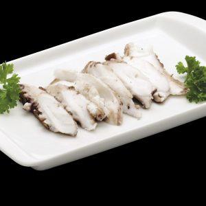 Sashimi de Polvo | Sushi Rão, Restaurante Japonês