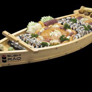Combo Mega Rão | Restaurante Japonês Sushi Rão