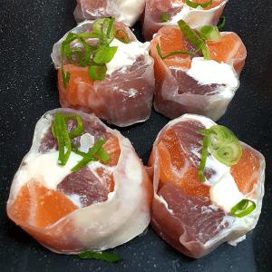 Light Roll - Sushi Rão, o Maior Delivery de Sushi do Rio e do Brasil