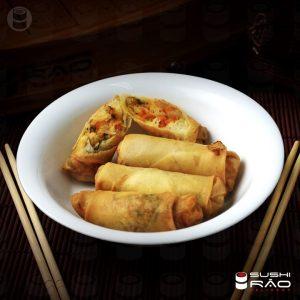 Harumaki de Legumes - Delivery Sushi Rão