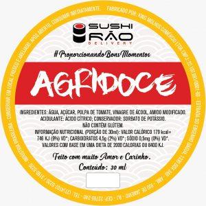 Agridoce - Sushi Rão, o Maior Delivery de Sushi do Rio e do Brasil