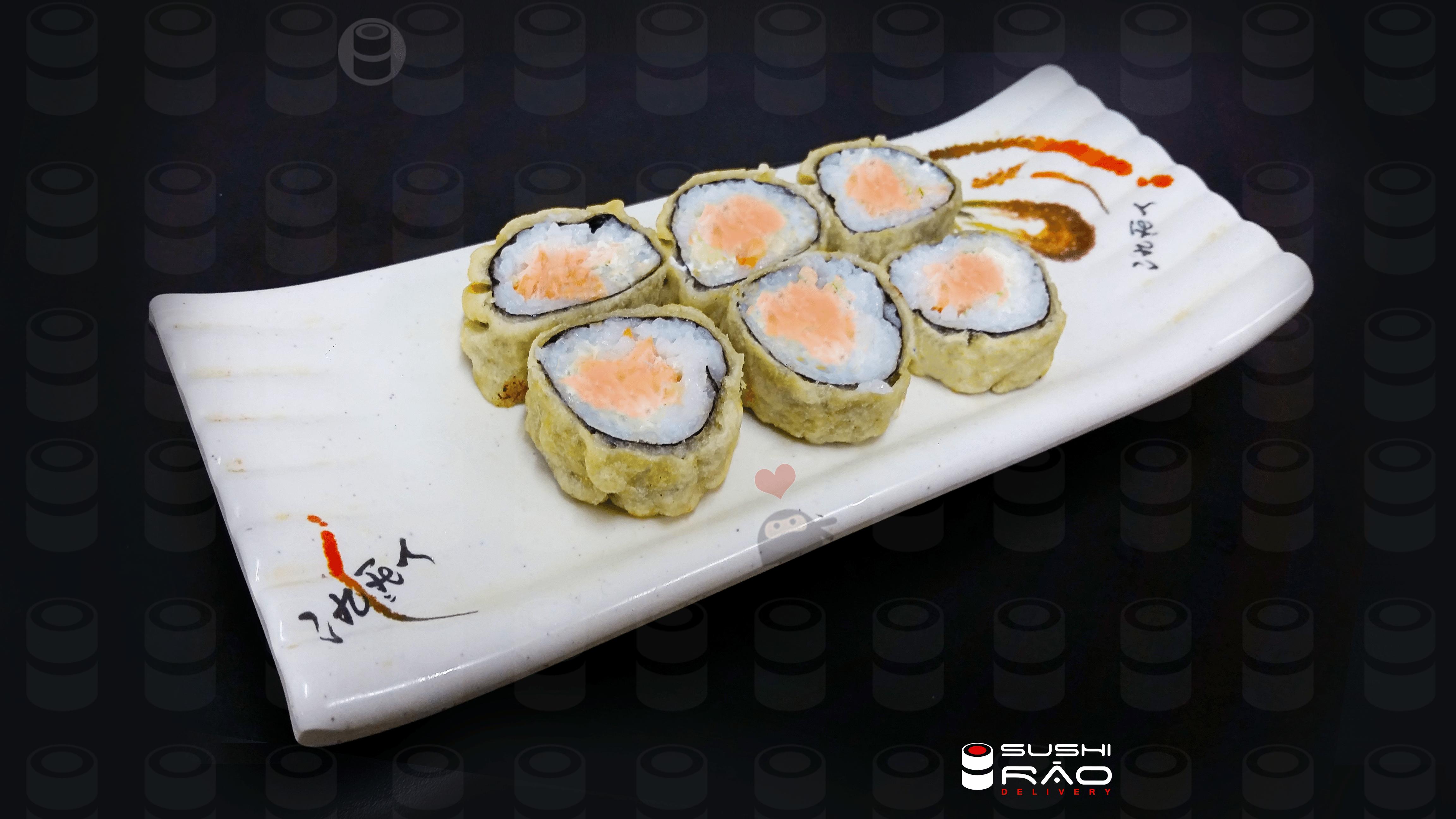 Hot Philadelphia | Delivery de Comida Japonesa Sushi Rão