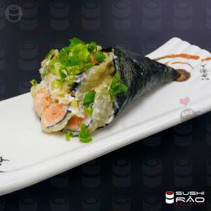 Temaki Hot Philadelphia | Delivery de Comida Japonesa Sushi Rão
