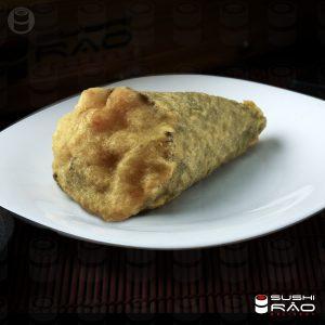 Temaki de Camarão Empanado - Delivery Sushi Rão