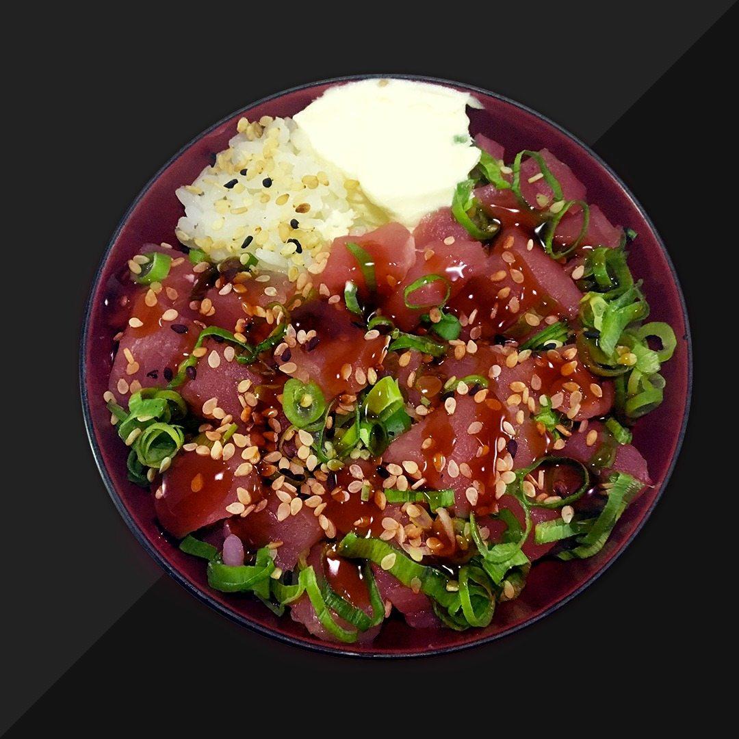 Poke de Atum - Delivery Sushi Rão