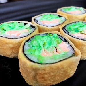 Rolls Hot Fresh - Sushi Rão, o Maior Delivery de Sushi do Rio e do Brasil