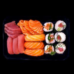 Box Tradicional - Sushi Rão, o Maior Delivery de Sushi do Brasil