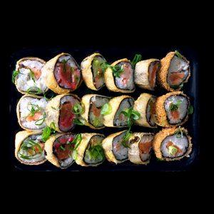 Box Hot - Sushi Rão, o Maior Delivery de Sushi do Brasil