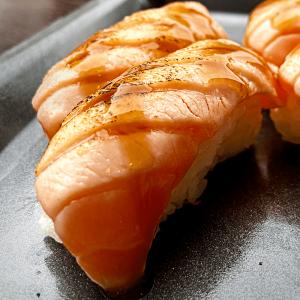 Sushi de Salmão Toast - Sushi Rão, o Maior Delivery de Sushi do Brasil
