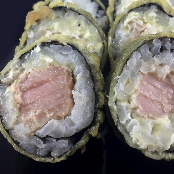 Hot Philadelphia de Atum - Sushi Rão, o Maior Delivery de Sushi do Rio e do Brasil