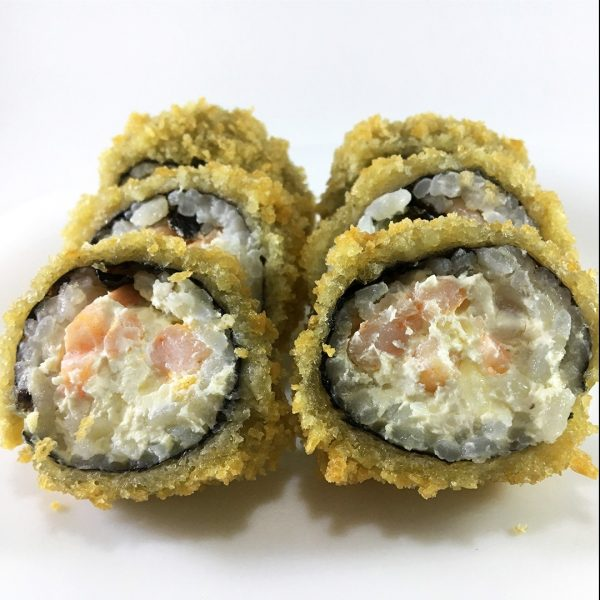 Ebi Hot (Hot de Camarão) Crocante - Sushi Rão, o Maior Delivery de Sushi do Rio e do Brasil